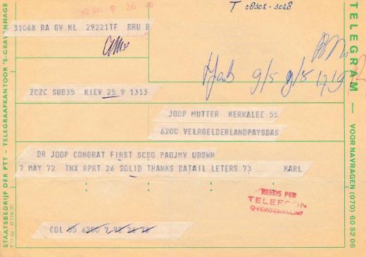 144 mgts 1970 1989 g telegramm