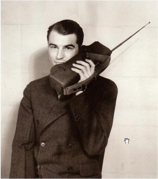 pervye mobilnye telefony