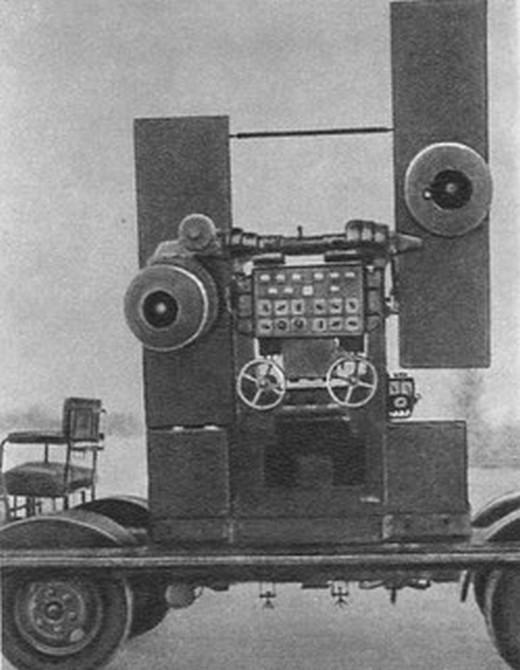 Зенитный радиолокатор «Б-3»