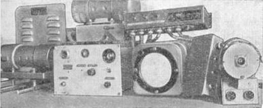Радиолокатор «Гнейс-2»