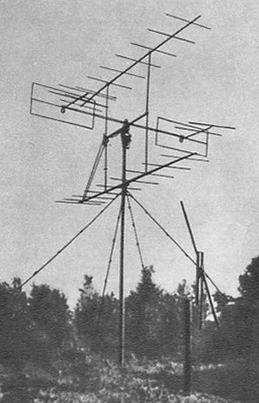 Локационная станция «П-3»