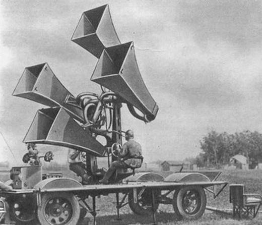 Звукоулавливатель «ЗТ-2»