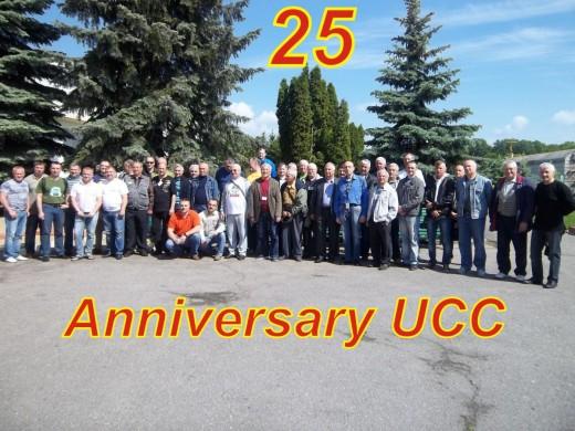 25 лет UCC