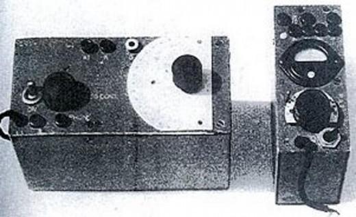 «SE-98/3». Передатчик с кварцованной частотой. Приёмник.