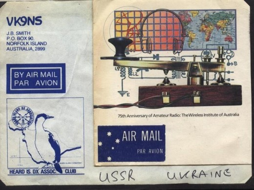 ham mail envelopes and cards 15