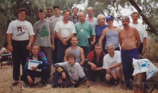 Чемпионат Украины по радиосвязи на КВ и УКВ 1996 г