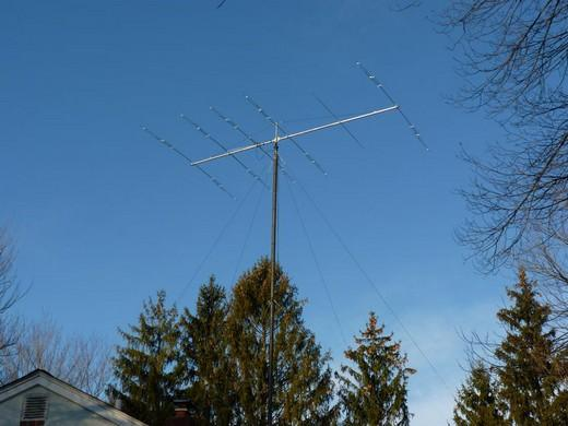 antenna field of vasily voly k3zu earlier ua6dj ua6an 3