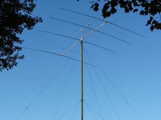 antenna field of vasily voly k3zu earlier ua6dj ua6an 4