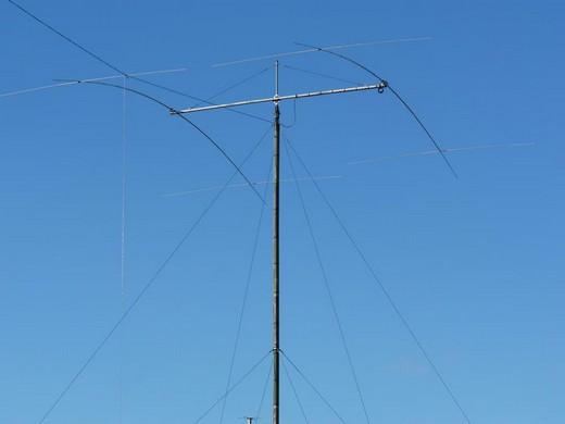 antenna field of vasily voly k3zu earlier ua6dj ua6an 6